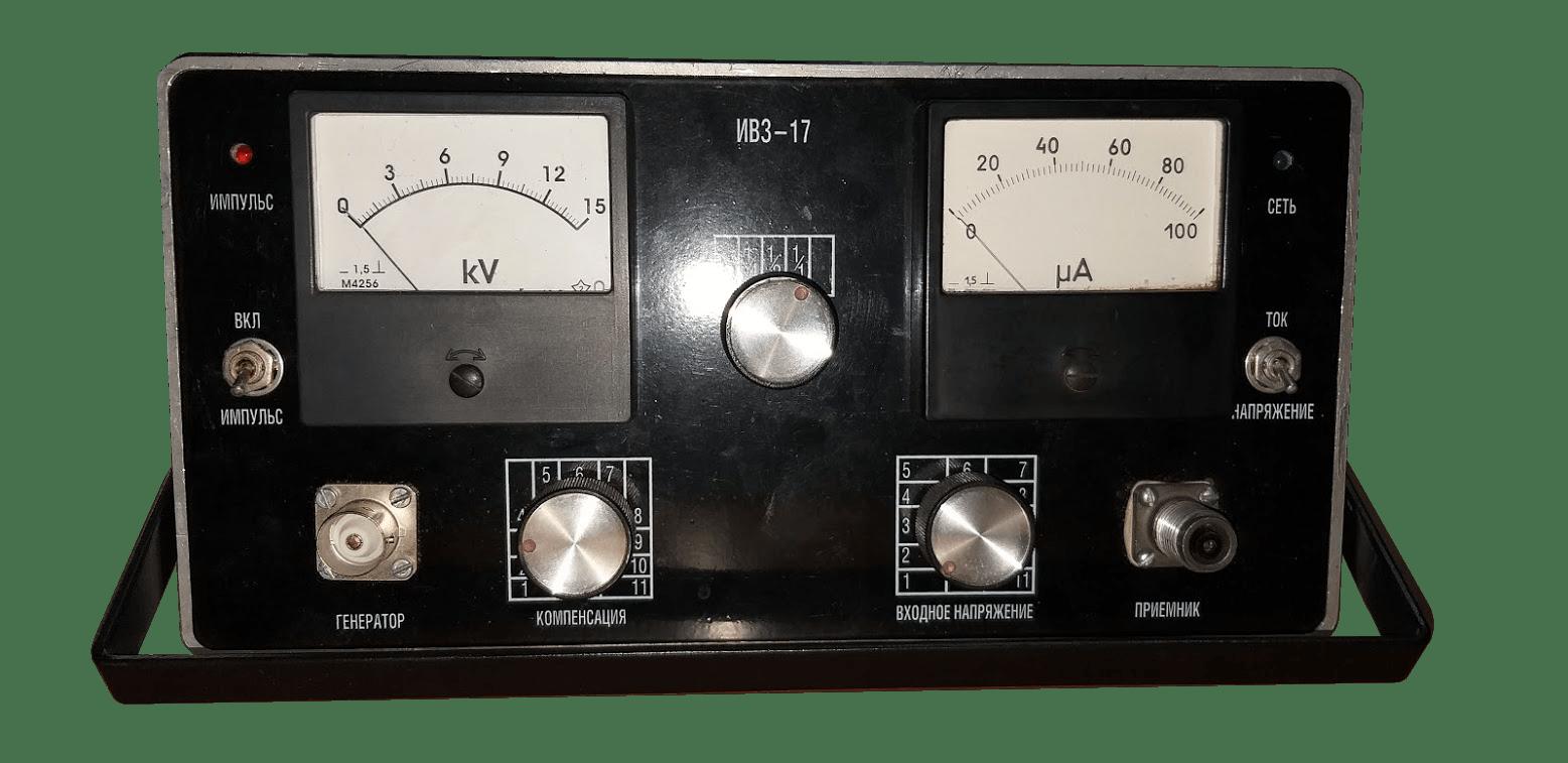 Искатель витковых замыканий ИВЗ-17
